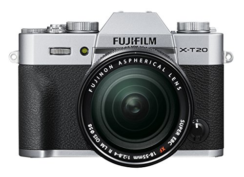 Fujifilm X-T20 24 MP Mirrorless Camera with XF 18-55mm Lens (APS-C X-Trans CMOS III Sensor, Electronic Viewfinder, 3… 2