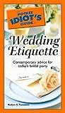 Wedding Etiquette, Robyn S. Passante, 1592577636