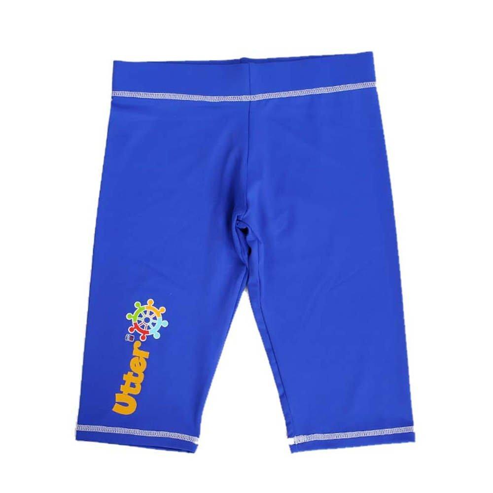 UTTER UPF50+ Swim Shorts Boys Girls Rash Guard Swimsuit UV Leggins Pants 0-13Y