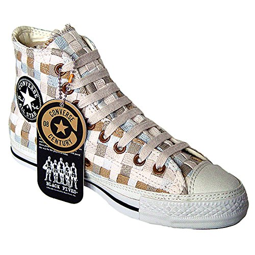 CONVERSE ALL STAR CHUCKS Weiß Sweat 102958 LIMITED EDITION Größe: EU 44,5 UK 9,5