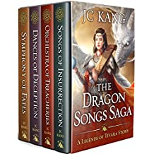 The Dragon Songs Saga: The Complete Epic Quartet