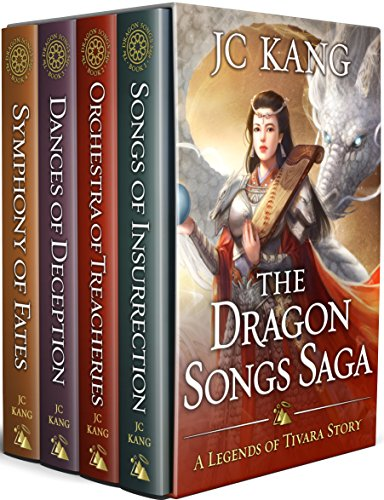 The Dragon Songs Saga