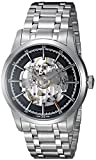 Hamilton Men's 'Timeless Classic' Swiss Automatic Stainless Steel Casual Watch, Color:Silver-Toned (Model: H40655131)