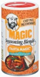 Magic Seasoning Blends Seasoning Fajita Magic 5-Ounce Packages (Pack of 6) by Magic Seasoning Blends
