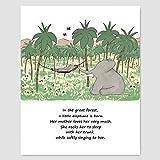 Best Cloud Nine Prints Toddler Girl Books - Girls Nursery Wall Decor Review