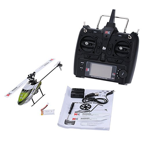 promocionales de incentivo Faironly XK K100 6CH 3D 6G System Brushless Brushless Brushless Motor RC helicóptero  últimos estilos