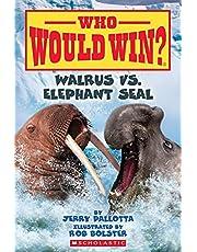 Walrus vs. Elephant Seal (Who Would Win?)