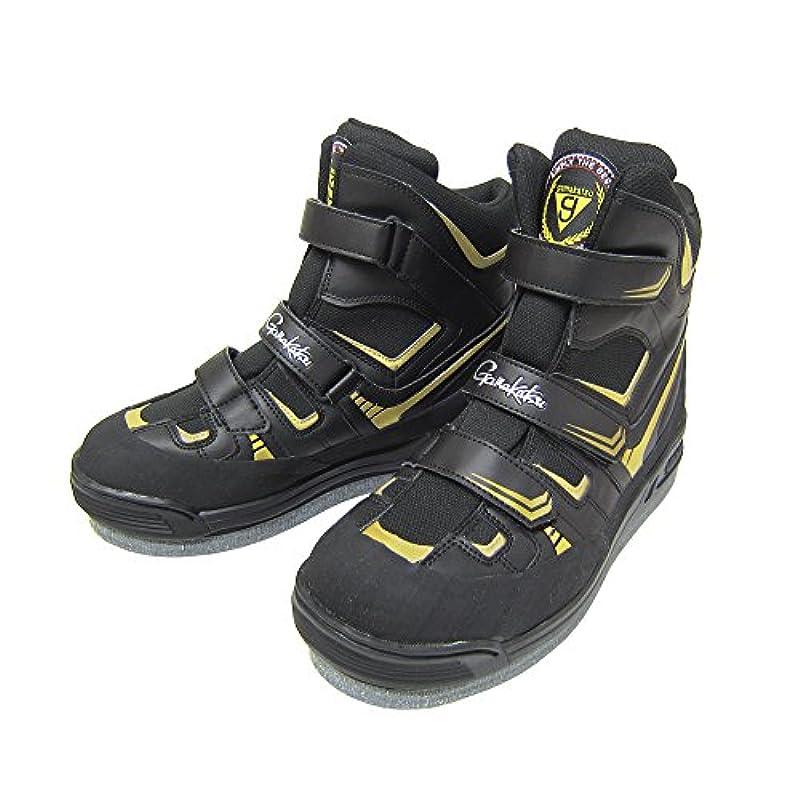 Gamakatsu 낚시 신발 펠트 스파이크 파워 타입 GM-4514