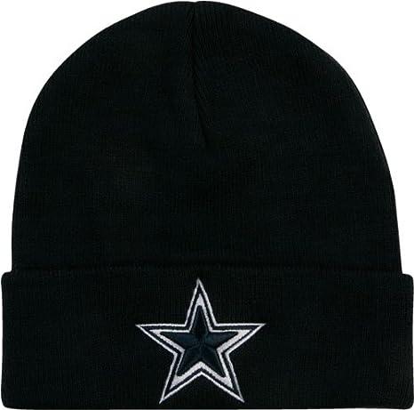 f71b8e34 Dallas Cowboys Knit Ski Cap