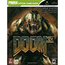 Doom 3 (Xbox): Prima Official Game Guide