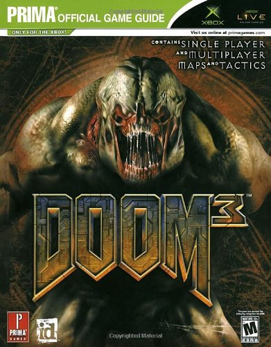 Doom 3 (Xbox) (Prima Official Game Guide) pdf