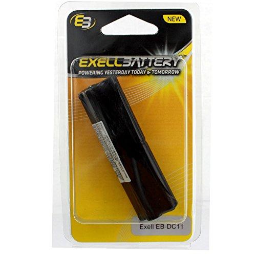 Exell 9.6V Rechargeable Battery Fits Innotek Dog Collar Battery