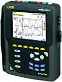 AEMC 3945-B PowerPad 3-Phase Power Quality Analyzer with 200A Current Probe