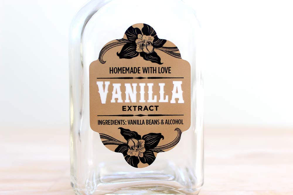 12 P FBA from CoH Vanilla Extract Labels