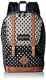 JanSport Baughman Laptop Backpack (Navy Twiggy Dot Jacquard)