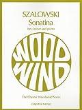 Szalowski Sonatina Clt/Pf, , 0711951594