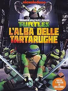 Teenage Mutant Ninja Turtles: LAlba Delle Tartarughe Dvd ...