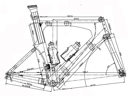 Bsa Frame Diagram