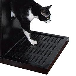 The Refined Feline Catch for the Refined Litter Box, Espresso