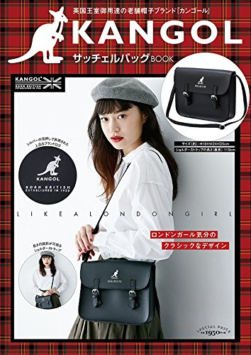 KANGOL ZATCHELS BAG BOOK 画像