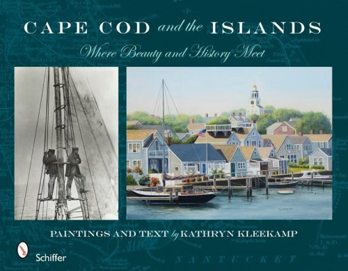 Cape Cod and the Islands: Where Beauty & History Meet ebook
