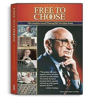 FREE TO CHOOSE MILTON FRIEDMAN EPUB