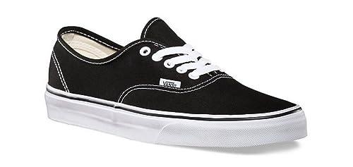Authentic Sneakers (6 D(M) Men = 7.5 B(M) Women Black/White)