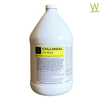 Colloidal Tru Hard | Colloidal Silicate Concrete Densifier