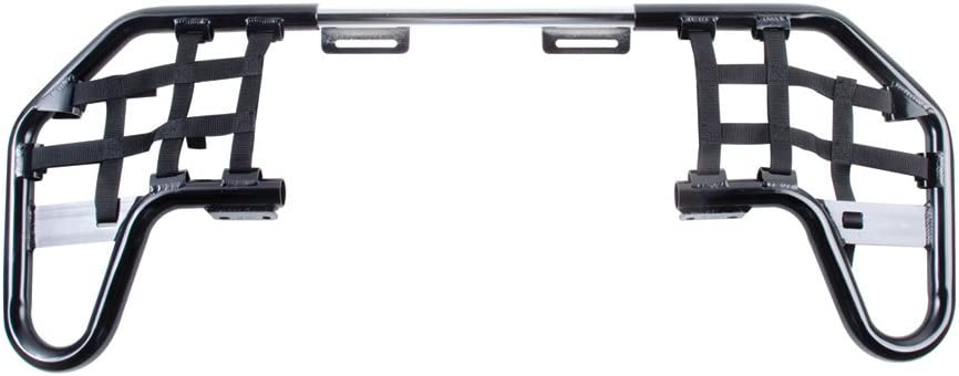 YAMAHA BANSHEE 350 1987–2006 Tusk Comp Series Nerf Bars Black With Black Webbing