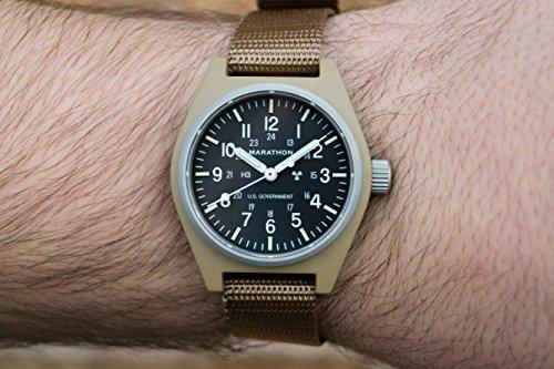 Image of Marathon WW005002DT Ballistic Nylon Watch Band, Military Grade with