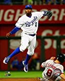 "Alcides Escobar Kansas City Royals 2016 MLB Action Photo (Size: 8"" x 10"")"