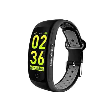 Hope Montre Connectée, Bracelet Connecté Fitness Tracker Dactivité Montre Cardio Sport avec Cardiofréquencemètre