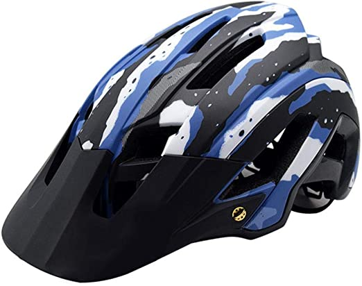popchilli Casco De Bicicleta BMX Scooter Specialized Cycling ...