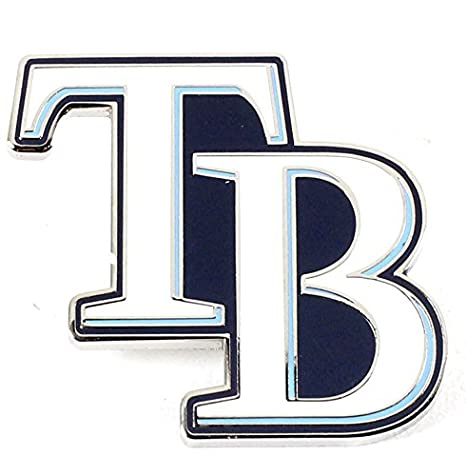 Tampa Bay Rays Logo Pin