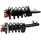 MOCA 171505 171504 Front Pair 2 Shocks and Struts Front Left & Front Right Complete Struts Assembly for 2000-2005 Ford Focus 2.0L 2.3L