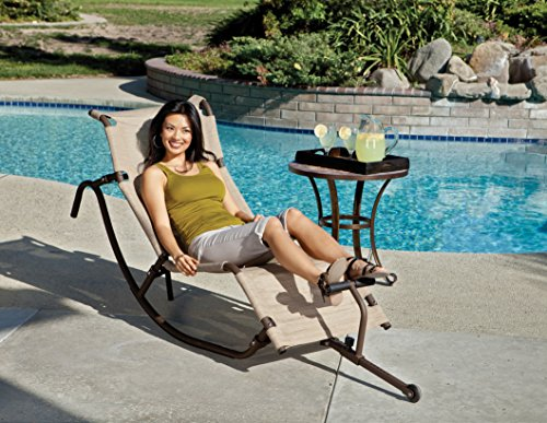 Easy Outdoor Caribbean Lounge Chair