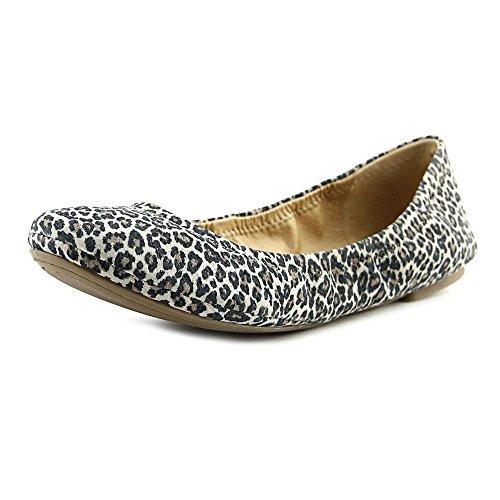 Lucky Brand Emmie Stoff Ballett Wohnungen Brindle Persian Leopard