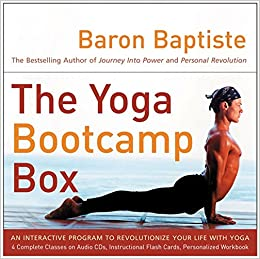 The Yoga Bootcamp Box: Amazon.es: Baron Baptiste: Libros en ...