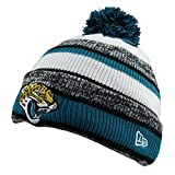 Jacksonville Jaguars New Era 2014 NFL Sideline On Field Sport Knit Hat