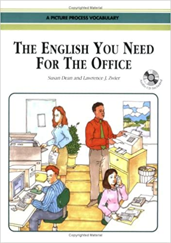 The English You Need For The Office Student Book W Audio Cd A