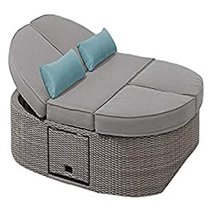 51LNgnidnoL._SS300_ 75+ Outdoor Wicker Daybeds For Your Patio For 2020