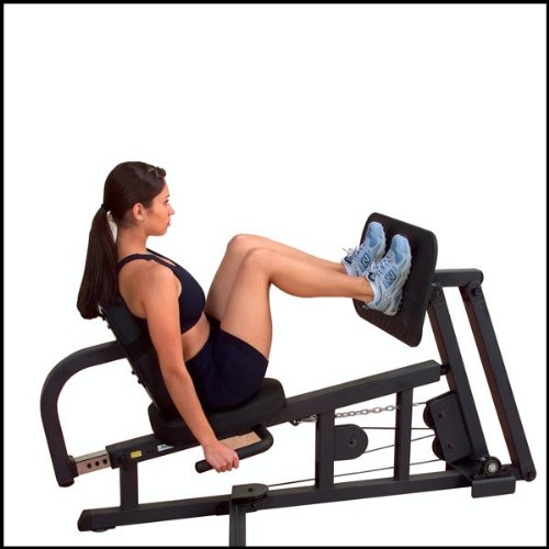 Leg-press-attachment-for-Body-Solid-G-Series-home-gyms