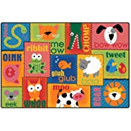 Best Carpets Kids Animal Sounds Carpet