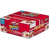 yogurt for smoothie - Dannon Danimals Smoothies Strawberry Explosion & Swingin' Strawberry Banana (36 ct.)
