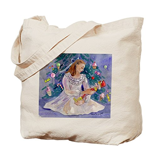 CafePress Nutcracker Christmas Natural Shopping