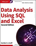 img - for Data Analysis Using SQL and Excel book / textbook / text book
