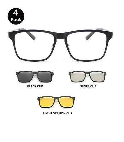 Easy Go Shopping Gafas de Sol con Clip polarizado de Uso ...