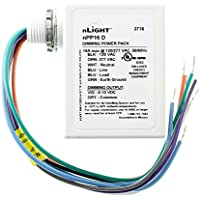 Sensor Switch NPP16-D nLight Dimming Power Pack, Plenum, UL2043, 120/277V, White