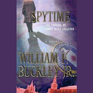 Spytime Audiobook