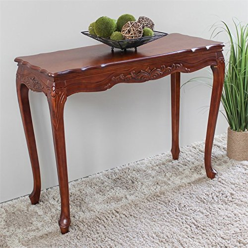 Queen Anne Console Table - 1